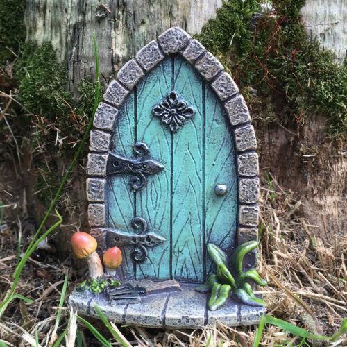 Fairy Door Mini Garden Decoration Ornament Magical Elf Pixie Christmas NEW 39164