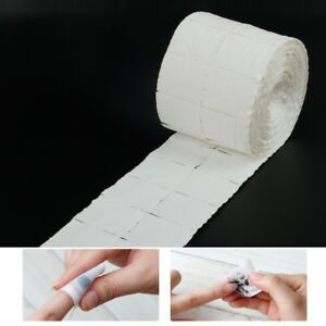 500X-Nail-Polish-Remover-Cleaner-Wipes-Acrylic-UV-Gel-Tips-Cotton-Pads-Lint-Free