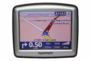 TOMTOM-ONE-Classic-Sat-Nav-UK-ROI-amp-WEST-Europe-MAPS