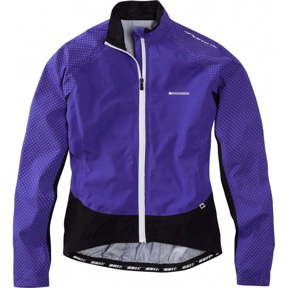 Madison Deportiva Hi-Viz Mujer Chaqueta Impermeable Ciclo  Ciclismo Bici -  oferta   compras online de deportes