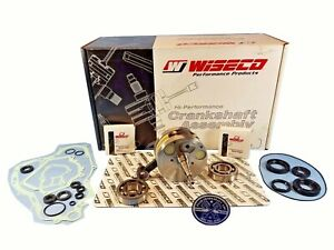 Neuf-Yamaha-YZ250-Wiseco-Vilebrequin-Assemblage-Complet-Joint-Kit-Roulements
