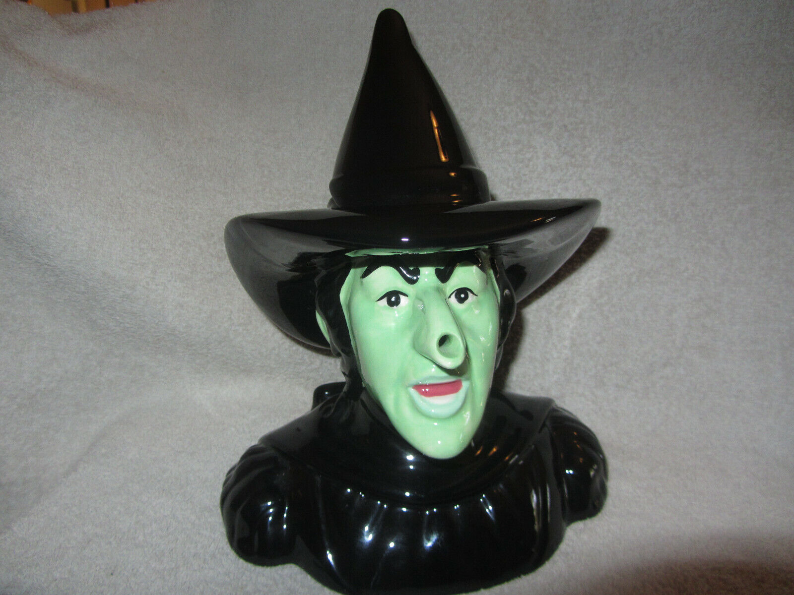 17319 Wicked Witch Of The West Teapot Wizard Oz Collectible