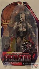 "GHOST PREDATOR Series 16 NECA Kenner 2016 GITD ALIEN 7"" Inch ACTION FIGURE"