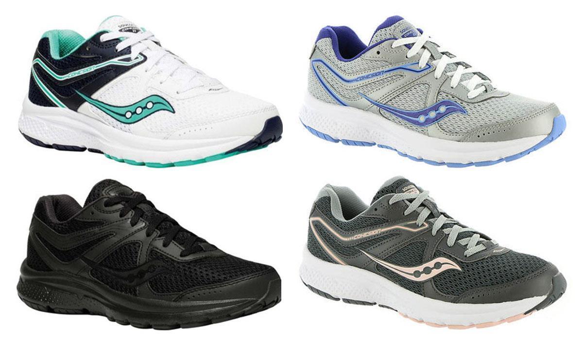 Saucony para mujer Cross Training zapatillas zapatillas zapatillas en 4 Colors, mediano y ancho  encuentra tu favorito aquí