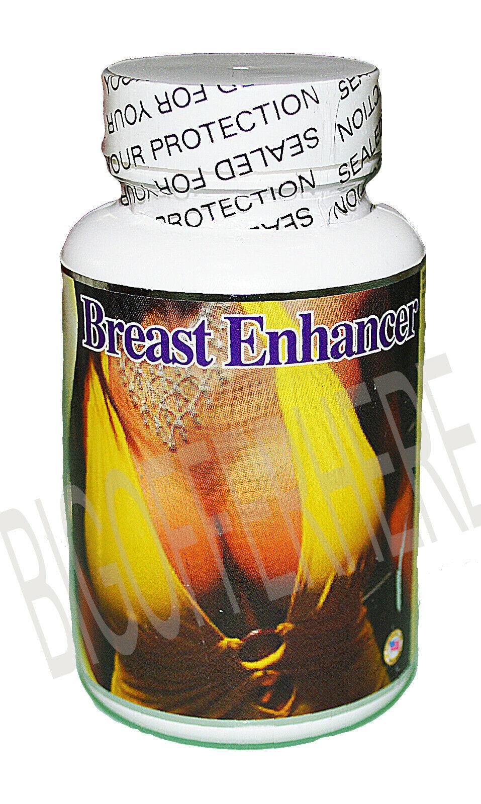 MOST EFFECTIVE Breast Enlargement Pills Enhancement Herb Female Hormone Estrogen 1