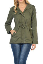 a0272fafe2a item 7 Womens Versatile Military Safari Utility Anorak Street Fashion  Hoodie Jacket -Womens Versatile Military Safari Utility Anorak Street  Fashion Hoodie ...