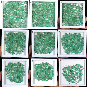 100-Natural-Zambian-Emerald-Pear-Cut-Wholesale-Gemstones-Lot-Sizes-available