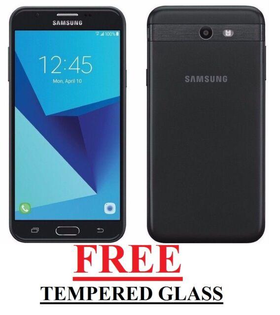 Samsung Galaxy J7 4G LTE Sky Pro Perx Black 16 GB Factory Unlocked T-mobile  AT&T
