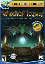 Witches' Legacy: The Charleston Curse -- Collector's Edition (PC, 2012)