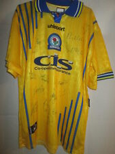Blackburn Rovers 1998-1999 Squad Signed Home Football Shirt with COA /14989