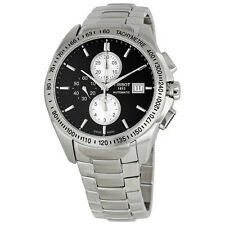 Tissot Mens Veloci T Black Dial Chronograph Watch T0244271105100