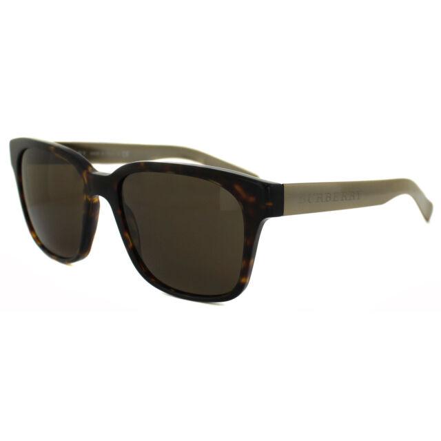 2d38097dbdd Burberry Sunglasses Be 4148 300273 Havana 55mm