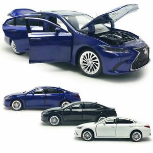 Lexus-ES300H-2018-1-32-Die-Cast-Modellauto-Spielzeug-Model-Sammlung-Pull-Back