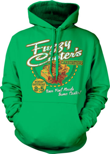 Your Rod Needs Some Cooter Hoodie Pullover Fuzzy Cooter/'s Carburetors