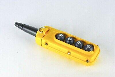 CASE ONLY Magnetek 10-Button SBP-10-WHS SBN-10-WHS SBI-10 Pendant Station