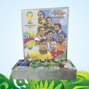 Panini-Adrenalyn-Brazil-2014-Trading-Card-set-Free-Collectable-Binder
