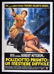 M119-Manifesto-2F-Marlowe-Poliziotto-Private-a-Crafts-Tough-R-Mitchum
