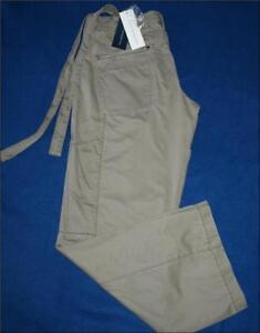 W26 Etichetta Con Nuovo French Pantaloni Donna Cintura Connection Fcuk Uk6 z5HHfO