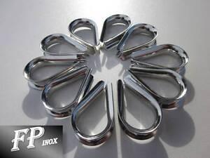 Cosse-Coeur-3-mm-Lot-de-10-inox-316-A4