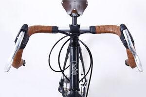 4b638badf5 NEW LKLM BROOKS Leather Bend Butterfly Bar Tape Bike Handlebar ...