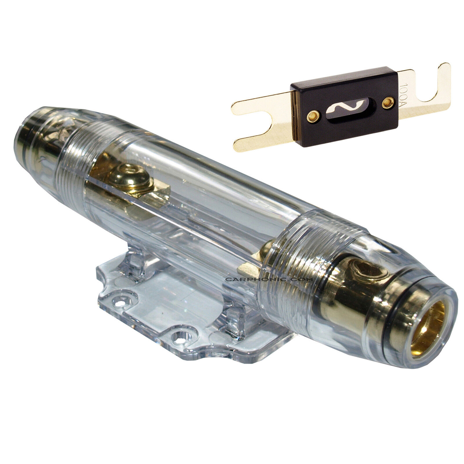 anl sicherungshalter mit sicherung 12 24 v batterie battery fuse