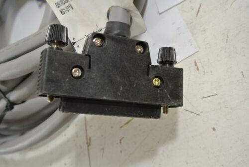 Used YOKOGAWA KS1 *B  PLC Cable QMMCG06-0021-001  KS1-07*B