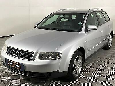 2004 Audi Avant 1.8T Stripping For Spares: LOW-MILEAGE