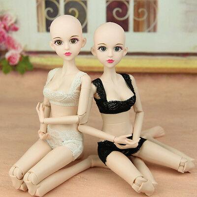 1set Mimi Collection BJD SD Toy Clothes 1//4 BJD Doll White Sling Lace Bikini Set