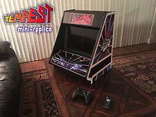 TEMPEST arcade REPLICA BARTOP mini cabinet machine ATARI 1981 DEDICATED MAME