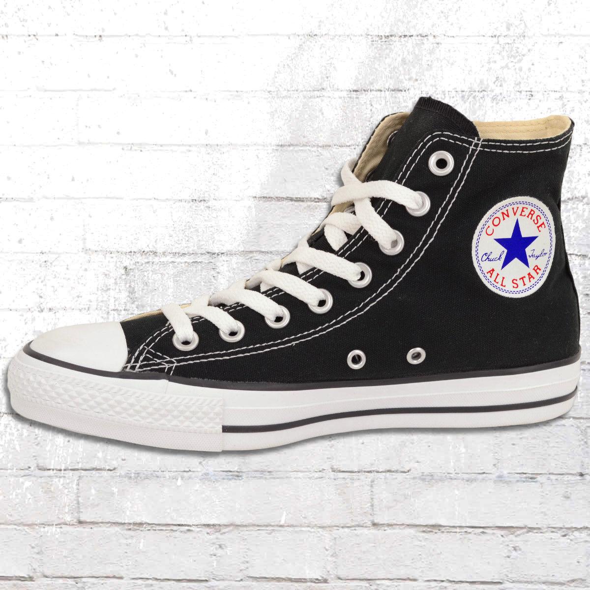 Converse Chucks Sneaker M 9160 NERO Chuck Tailor Scarpe All Star CT Hi chacks Scarpe classiche da uomo