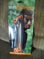 Bear Grylls Gerber Survival Sliding Saw - Incl Priorities Of Survival Guide