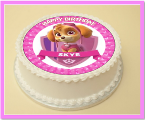 BARBIE BIRTHDAY EDIBLE CAKE /& CUPCAKE TOPPER//DECORATION WAFER PAPER//ICING