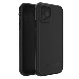 Lifeproof Fre Waterproof Case Mobile Protective Cover for Apple iPhone 11 Black