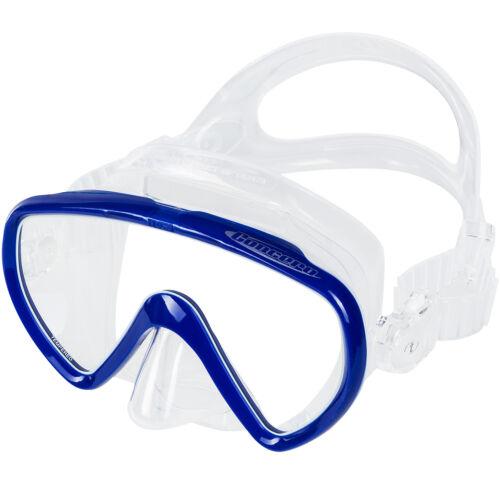 TUSA Concero Frameless Silicone Single Lens Snorkel Scuba Mask