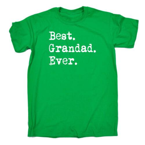 Funny Novelty T-Shirt Mens tee TShirt 1 Best Grandad Ever