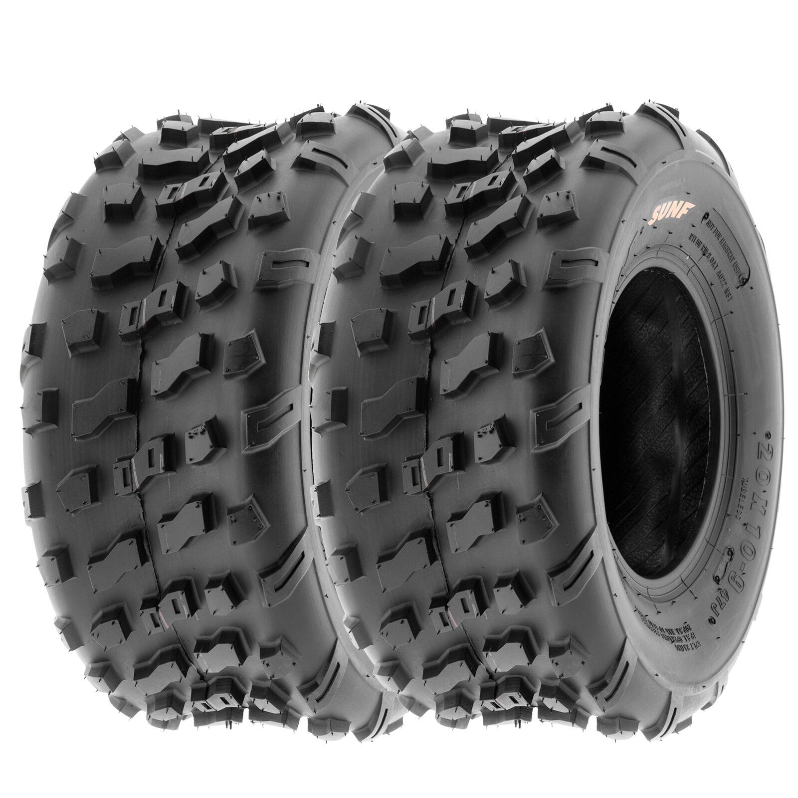 20x7 20-7-8 20x7x8 20x7-8 Kenda Max A//T K284 Front ATV Tire 2 Ply
