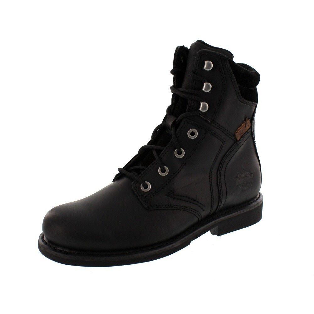 Harley Davidson Hombre - botas Darnel - negro