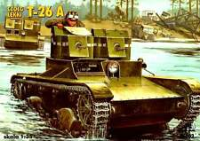 T 26 A SOVIET TANK - POLAND 1939 1/35 RPM panzer