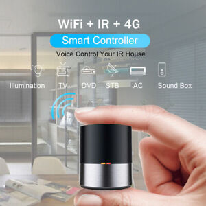 Smart-Home-WIFI-2-4G-IR-Remote-Control-AC-TV-DVD-Android-iOS-APP-Control
