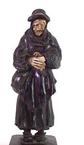 tolle-Skulptur-um-1900-Holzschnitzarbeit