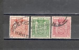 S2800-NUOVA-ZELANDA-1938-LOTTO-FISCALI-N-31-32-37-VEDI-FOTO