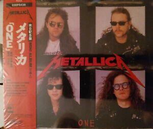 Metallica One MINI ALBUM [Japan CD] 23DP5438 W/OBI STRIP SEALED JAPANESE IMPORT