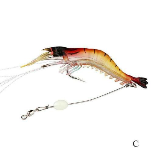 1X Fishing Baits Tackle Lot Arten von Fischerei Angelköder Haken Neu Crankb B4F5
