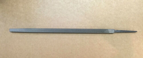 """12/"""" Made in Sheffield FREEPOST SPEARFILE SQUARE SMOOTH CUT TANGED FILE 300mm"""