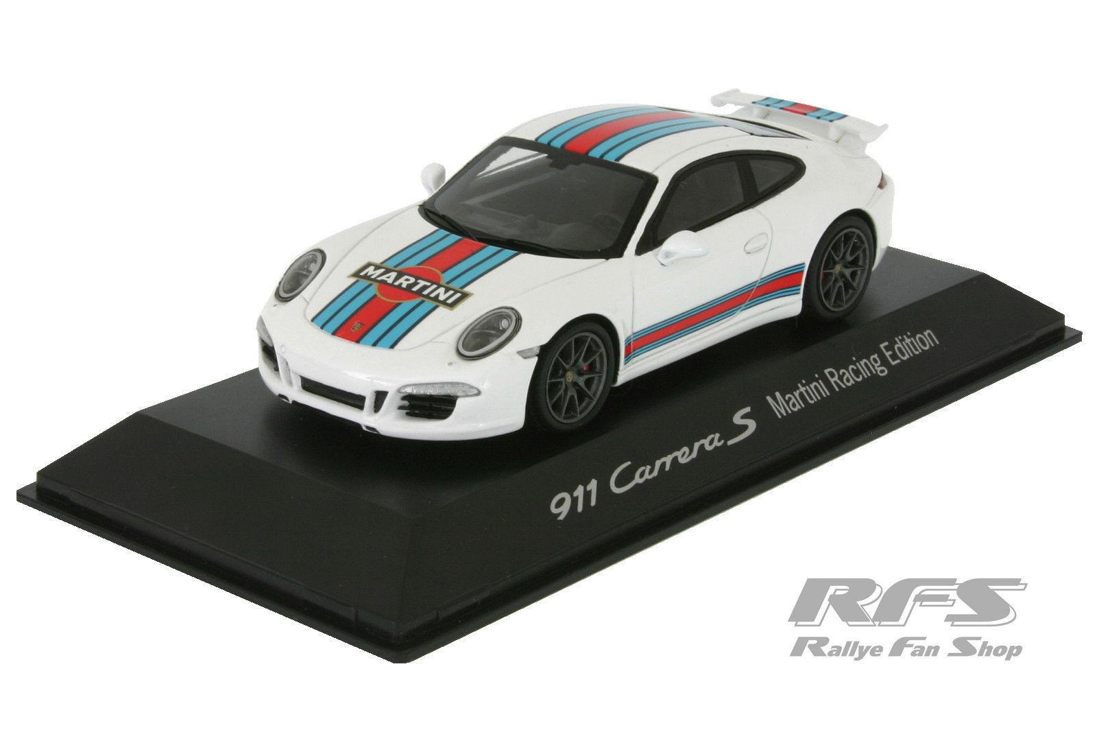 Porsche 911 911 911 991 Carrera s-Martini racing edition 2014 - 1 43 spark wap0202300g 2d557c