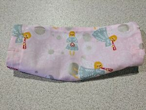 Pink-Angels-Nurses-Stylised-Medical-Travel-Face-Mask-Washable-Cotton-Surgical