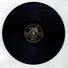 78T BOURVIL Disque Phonographe POUR SUR ! IL A SUFFI D'UN HASARD PATHE 2352 RARE