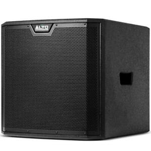 ALTO TS312S 2000-Watt 12-Inch Powered Subwoofer Canada Preview