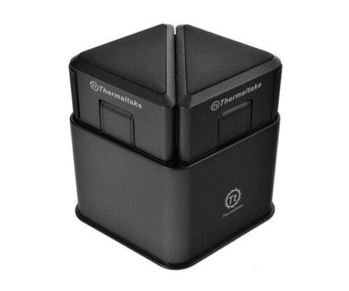 CL-N006-PL05BL-A Thermaltake  17inch  Notebook Cooler /& Speaker Combo