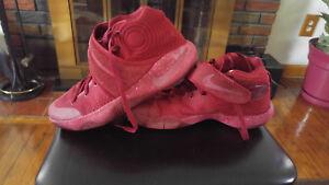 13ab59d0950 Nike Air Kyrie 2 Red Velvet Size 10 Basketball Shoe 819583 600 Kyrie ...